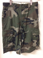 Size 10 Old Navy Camo Shorts NWT