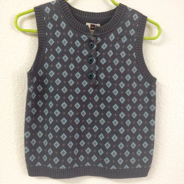 2T Tea Collection Dacian Diamond Vest