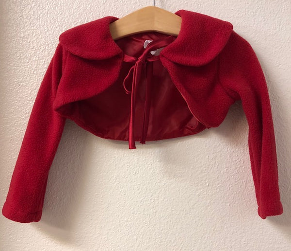 12M-24M Kid's Dream Fleece Shrug