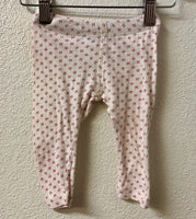 12M-18M Tea Collection Pink Burst Leggings