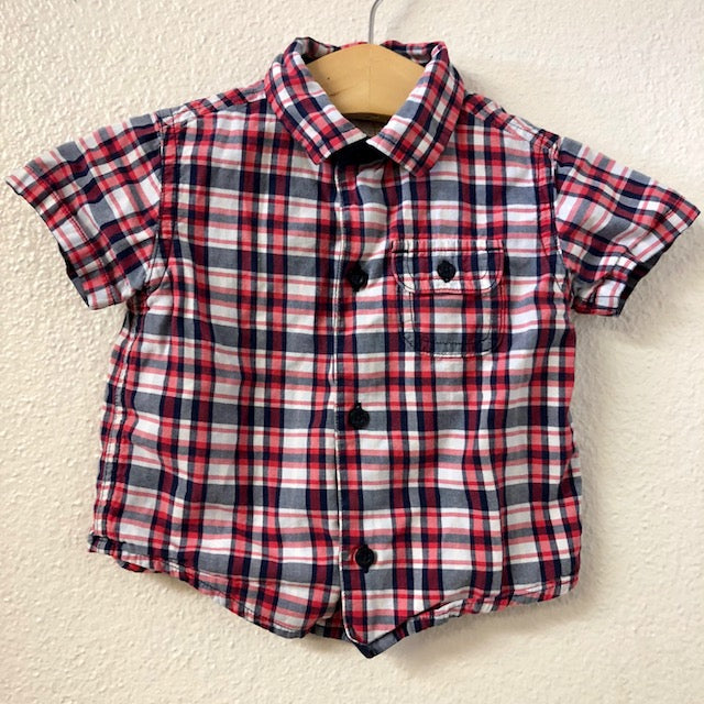 c84b6a895 0-3M Janie and Jack Button Up Shirt – JuJuBees