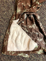 Bebe Au Lait Brown Nursing Cover