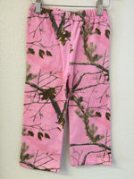 2T Real Tree Pink Camo Sweatpants