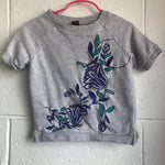 3T Tea Collection Flower Shirt
