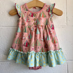 03M-6M Matilda Jane Onesie Dress
