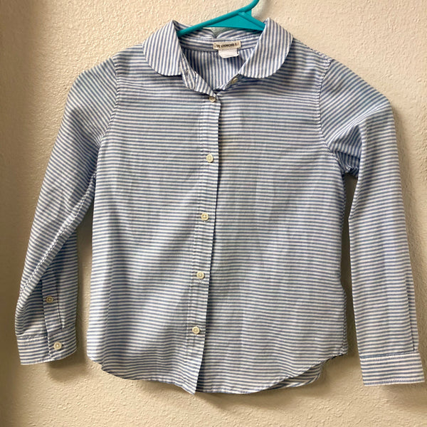 Size 7 Crewcuts Dress Shirt