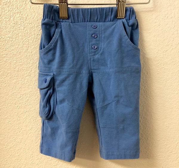 03-6M Toffee Moon Blue Pants