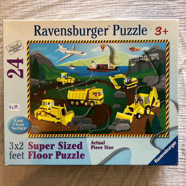Ravensburg Super Sized Floor Puzzle