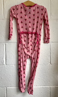 3T Kickee Pants Watermelon Pajamas