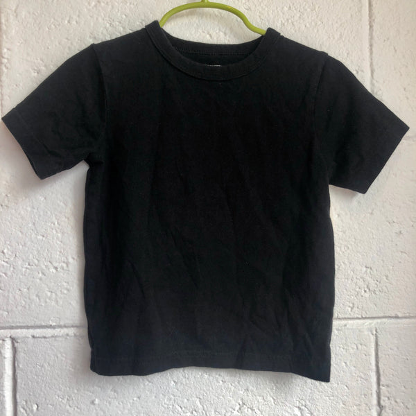 2T Children's Place Black T-Shirt