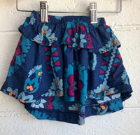 06-12M Tea Collection Flower Skirt
