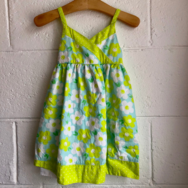 2T Penelope Mack Flower Dress