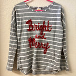 Size 6 Gymboree Merry and Bright Shirt