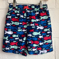 4T Circo Fish Swimsuit