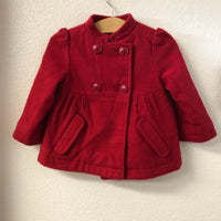 12M Circo Red Dress Jacket