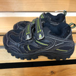 Size 8 Stride Rite Navy Sneakers