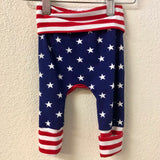Small JuJuBee's Handmade Maxaloones - Stars and Stripes