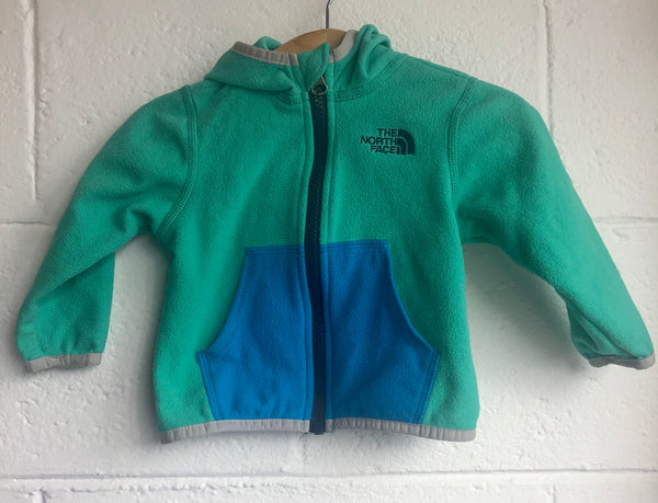 6-12M North Face Fleece Jacket