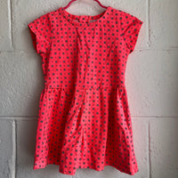 2T Carters Little Flower Dress
