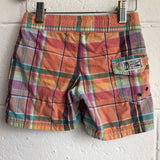 2T Polo Ralph Lauren Plaid Swimsuit