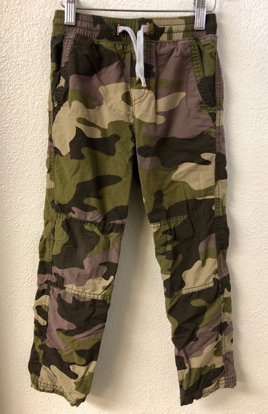 Size 6 Tucker and Tate Camo Pants