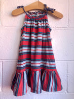 2T Tea Collection Striped Dress