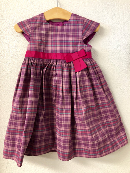 12-18M George Plaid Dress