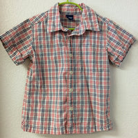 4T Osh Kosh B'Gosh Plaid Shirt