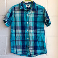 Size 6/7 Old Navy Plaid Shirt