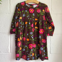 4T-5T Hanna Andersson Flower Dress