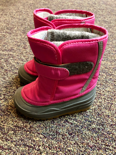 1a14cbeed Toddler Size 8 L.L.Bean Snow Boots – JuJuBees