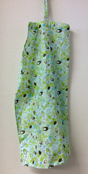 Carter's Green Vine Nursing Cover