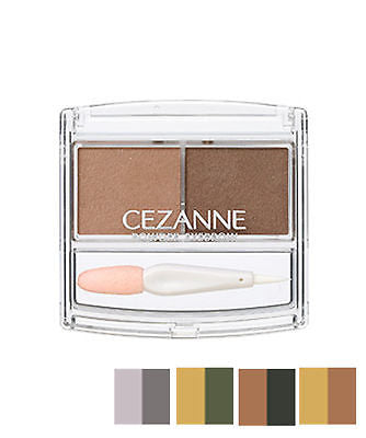 CEZANNE Powder Eyebrow R 4colors Eyebrow Palette Makeup Japan