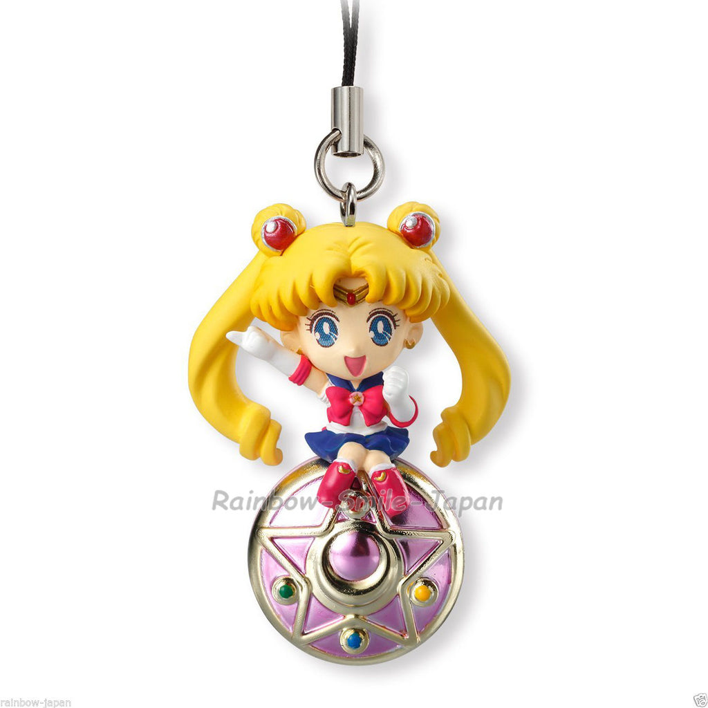 Twinkle Dolly Sailor Moon & Crystal Star Compact BANDAI Official Mascot JAPAN