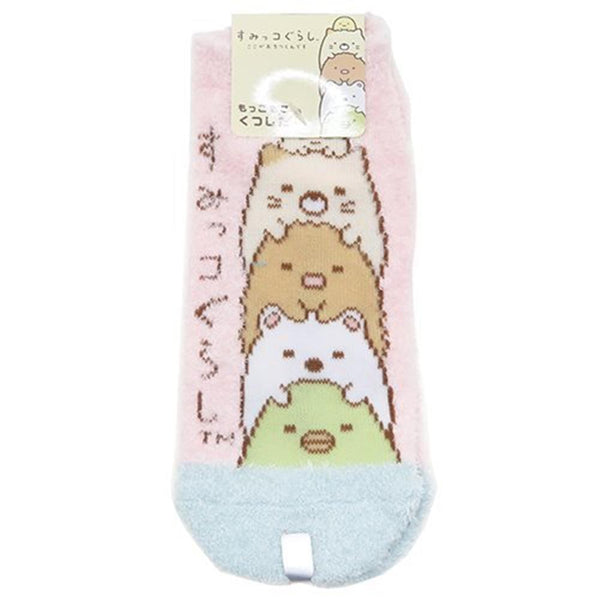 NEW San-X Sumikko Gurashi Women's Cute Socks Polar Bear Cat Winter Warm Gift