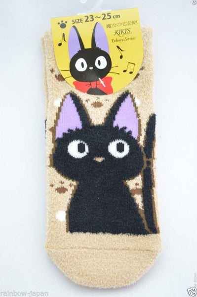 Kiki's Delivery Service Women's Socks 1pair 23 -25 cm Studio Ghibli JAPAN 05