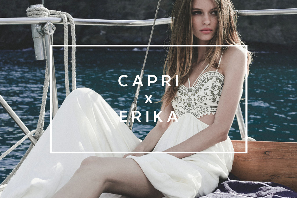 HOLIDAY 2015 | CAPRI