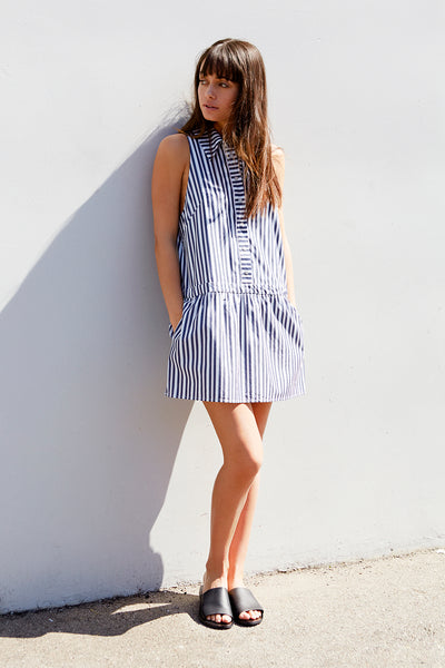 CORNFLOWER MINI DRESS