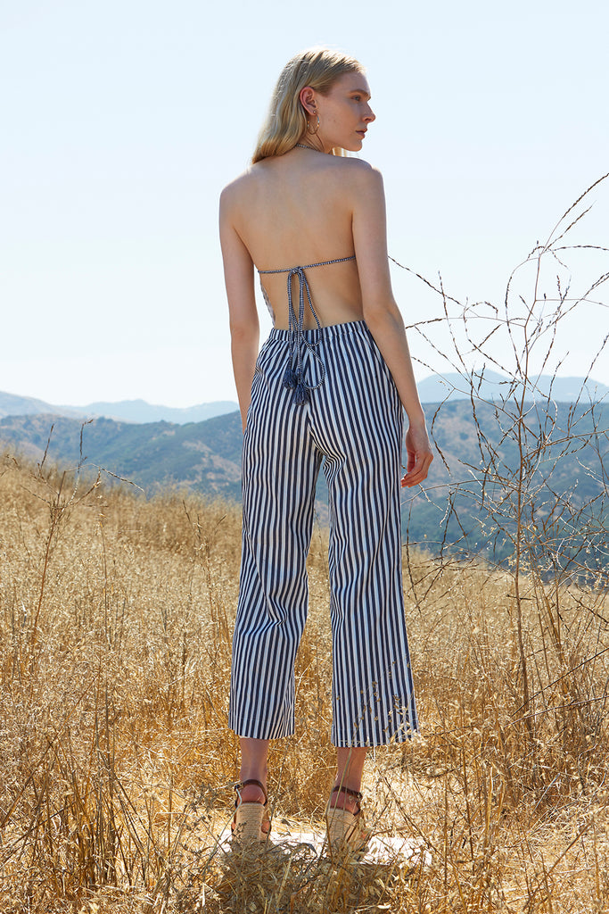 CORNFLOWER JUMPSUIT
