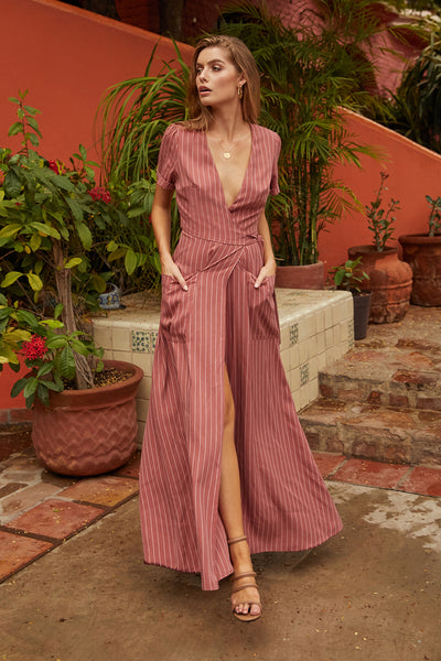 THE SUNDAY MAXI DRESS