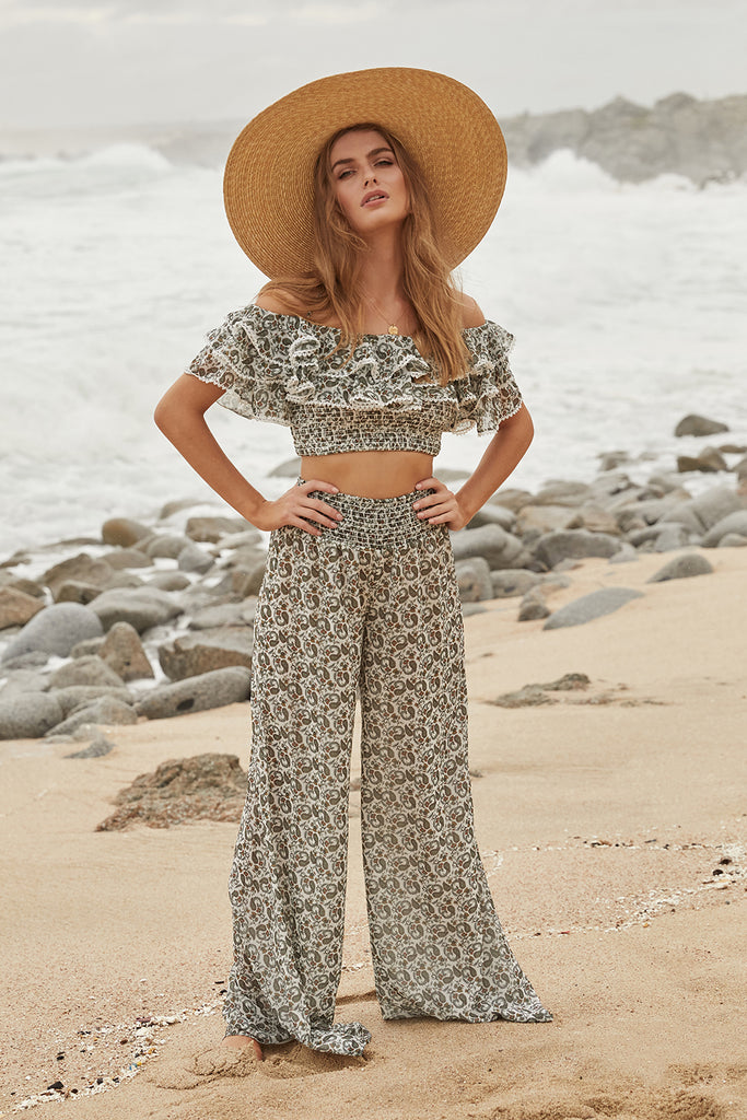 DAZED AND CONFUSED PALAZZO PANT