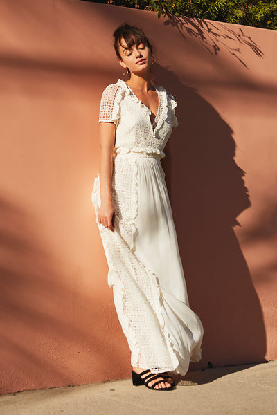 CALLOWAY MAXI DRESS