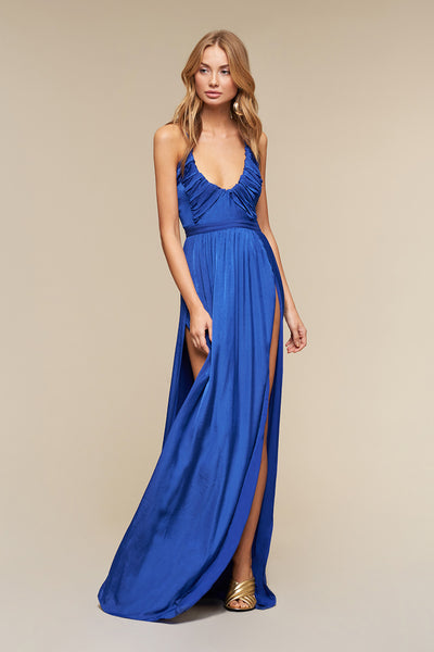 BAMAKO ESCAPE MAXI DRESS