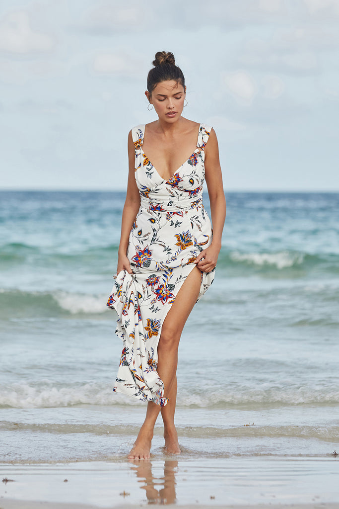CRAZY LOVE MAXI DRESS