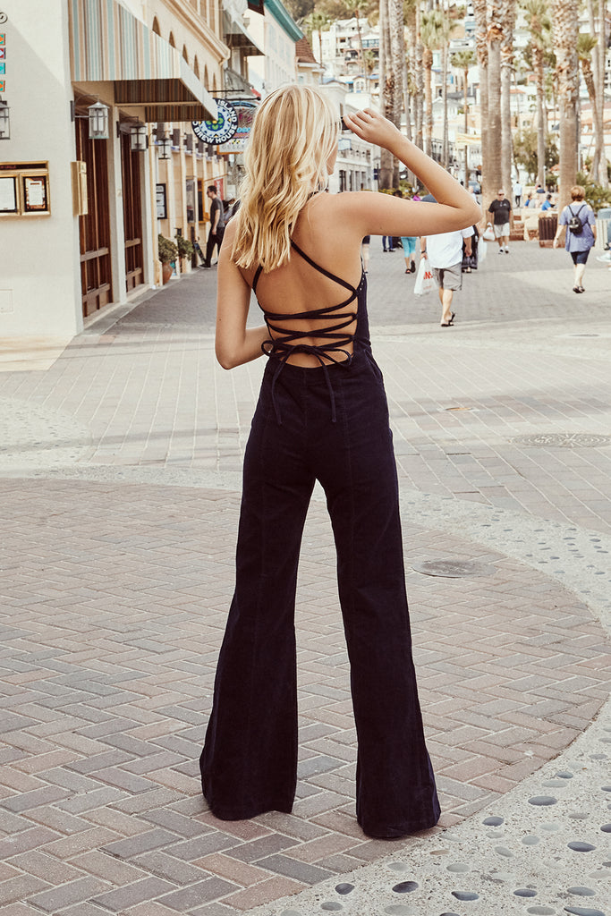 MAYFAIR JUMPSUIT