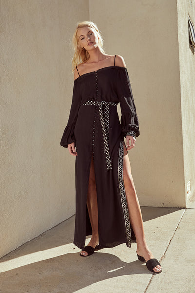 TILL DAWN MAXI DRESS