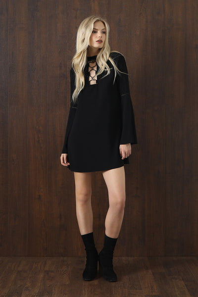 HIATUS MINI DRESS