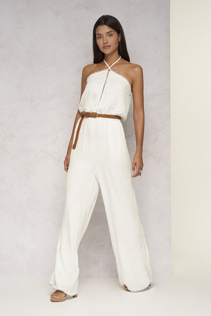 GOLDEN ISLAND JUMPSUIT