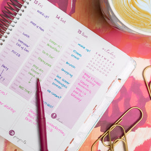 Need your help designing the perfect planner!