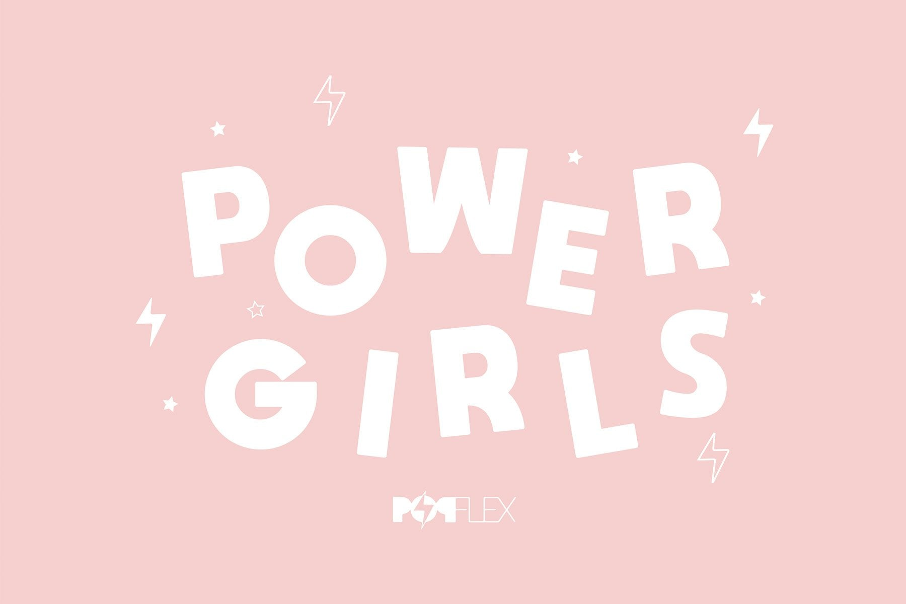 Let's Get to Know Our 2021 POPFLEX POWERGIRLS!